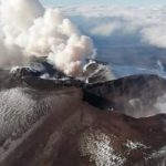 Watch: Mount Etna smoulders as tremors continue to shake Sicily