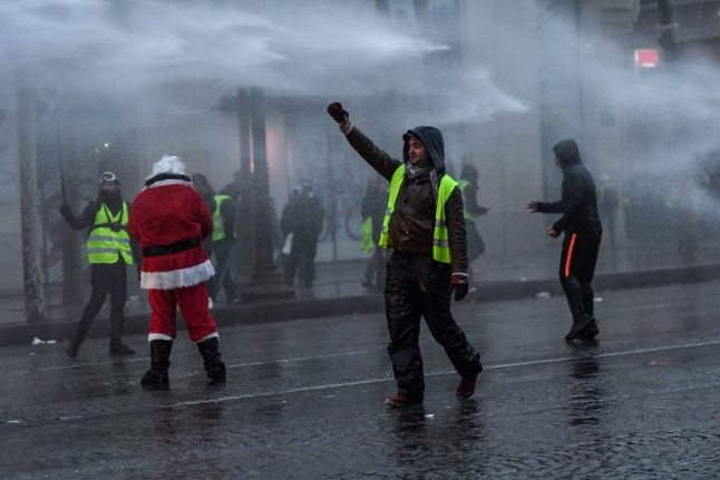 France's 'yellow vests' may have helped Italy resolve its budget dispute with the EU