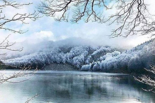 IN PICTURES: Magical winter landscapes across Italy