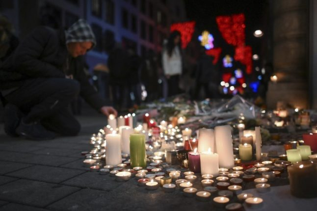 State funeral for Italian journalist killed in Strasbourg attack