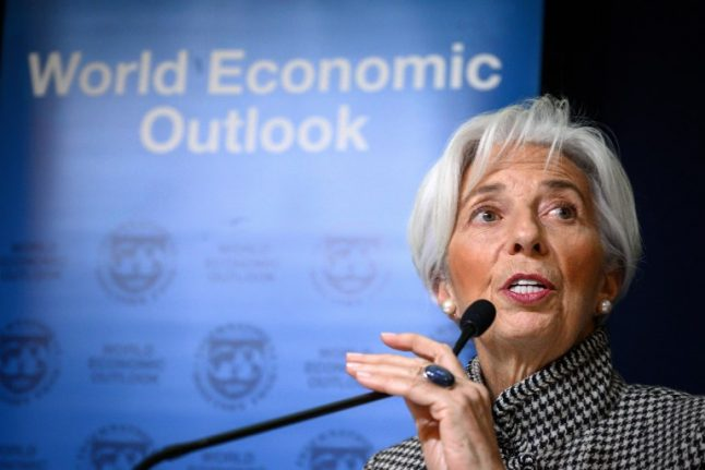 Italy defiant after IMF slashes growth forecasts