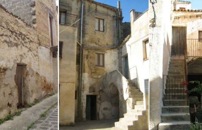 Here are the houses you can buy for just €1 in a Sicilian village
