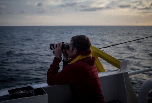 Migrant rescue ship allowed into Italian waters amid storm