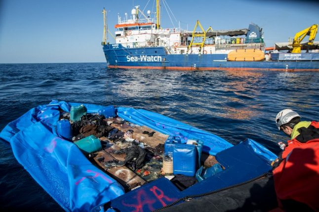 'Italian ports are closed', Salvini warns migrant rescue ship seeking shelter from storm