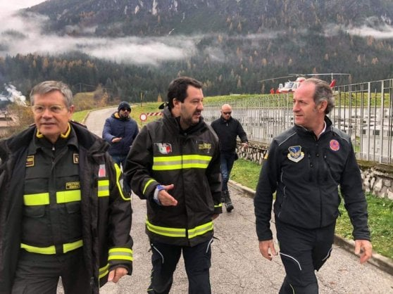OPINION: Why Matteo Salvini needs to stop dressing up as a firefighter