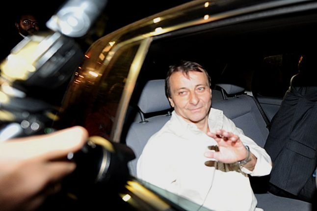 Timeline: how Cesare Battisti fled Italian justice for almost four decades