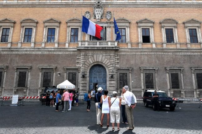 France recalls Italy envoy from Rome over worst crisis 'since the war'