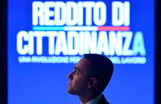 Italy makes it harder for non-EU immigrants to claim 'citizens' income'