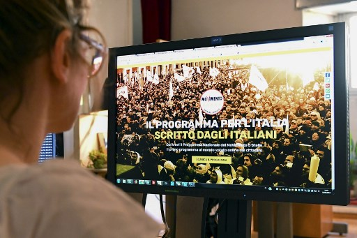 Italy's Five Star Movement votes to block Salvini trial