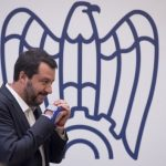 Salvini denies the League sought funding from Russia