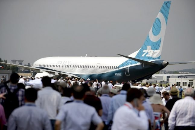 Italy closes its airspace to Boeing 737 Max planes after Ethiopian Airlines crash