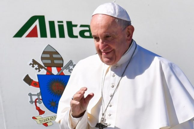 Pope visits Morocco to meet migrants, boost dialogue