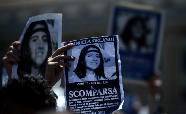 Orlandi murder: Is a missing teenager buried inside a Vatican tomb?