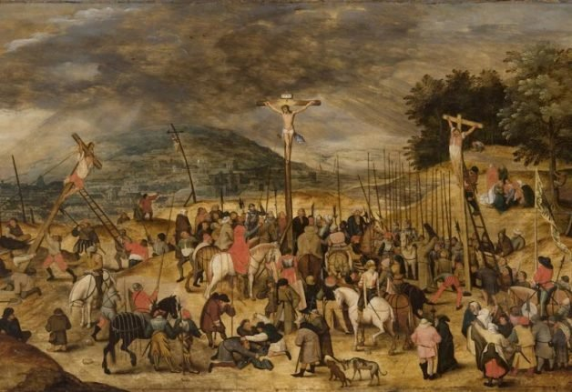 Italy foils art thieves by swapping Brueghel painting for a fake