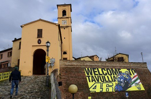 How Valentino Rossi turned a tiny Italian town into MotoGP Mecca