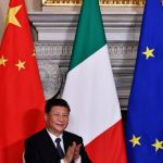 Italian football federation signs deal with Chinese government
