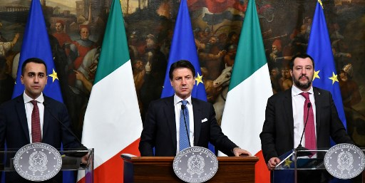 Turin-Lyon trainline dispute causes fresh schism in Italy's government