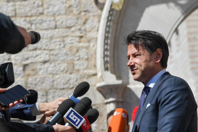 Italian PM says hostage in Syria has been freed
