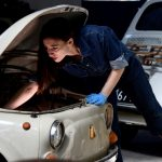 For the love of Fiat: Meet the self-taught mechanic restoring classic Italian cars