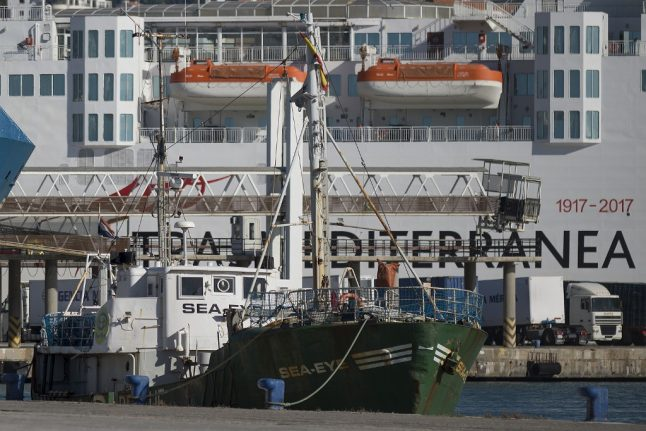 Italy's Salvini vows to turn away German migrant rescue ship