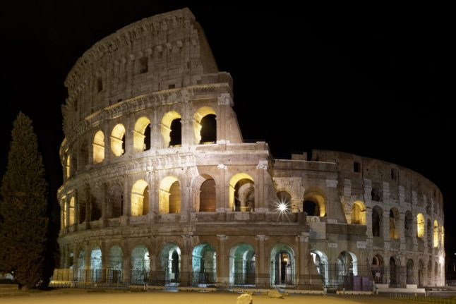 IN PHOTOS: Why Rome is even more beautiful by night