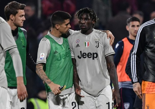 'We can no longer accept this': Pressure grows for Italy to stamp out racist abuse