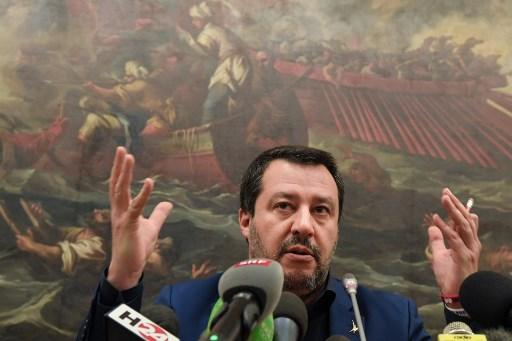 Italy's Salvini attempts to form nationalist alliance ahead of European elections