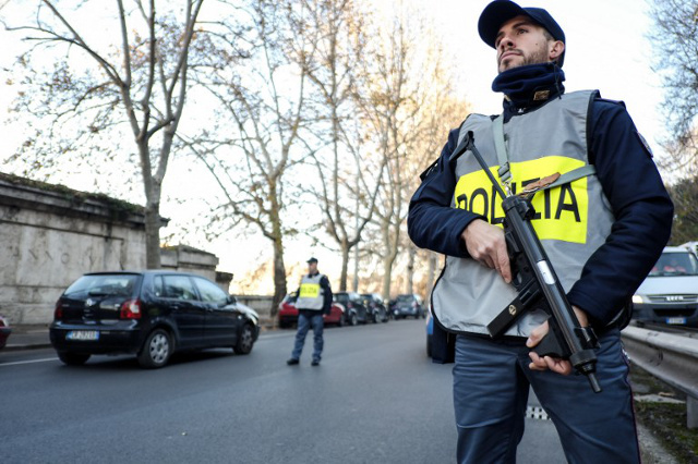 Terror suspect wanted in Italy arrested in Albania