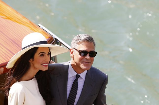 How you can join the Clooneys for lunch on Lake Como