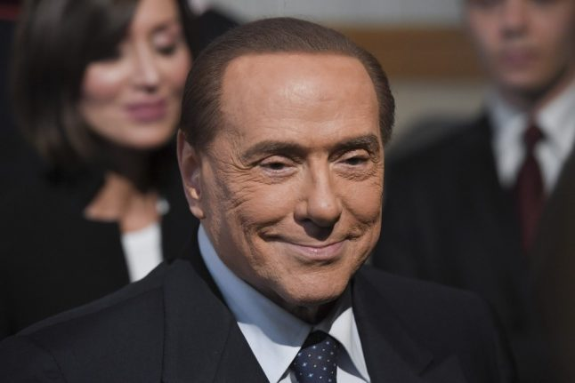 Silvio Berlusconi 'fit' in hospital after bowel operation