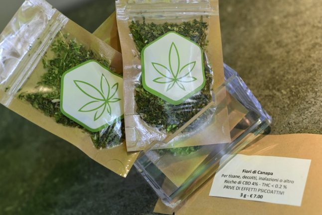 Did Italy just make selling 'cannabis light' illegal?