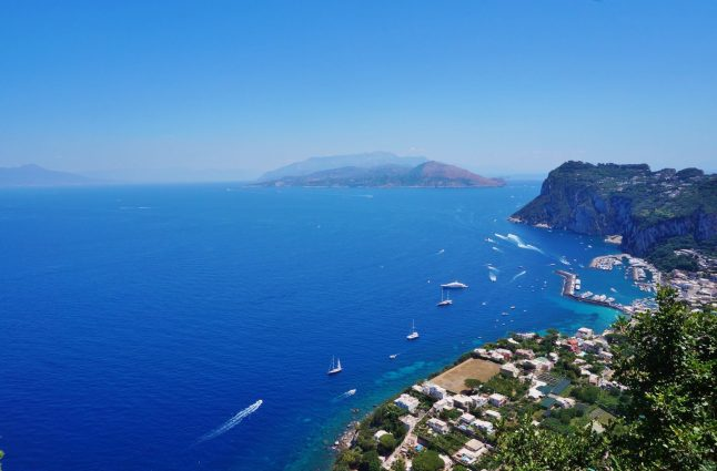 Travel: How to visit Capri without breaking the bank