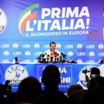 Italy's migrant 'hot spots' vote for anti-immigration League