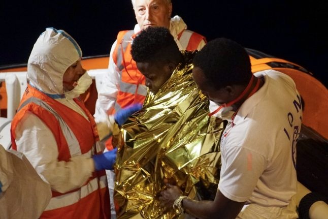 Sea Watch: Italy says other countries have agreed to take in migrants