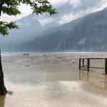 Lake Como homes evacuated amid flash floods in northern Italy