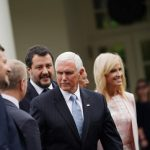'We've never been closer': Italy's Salvini in US to meet Trump administration