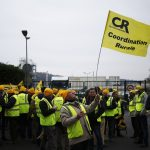 Striking French workers blockade world's largest Nutella factory