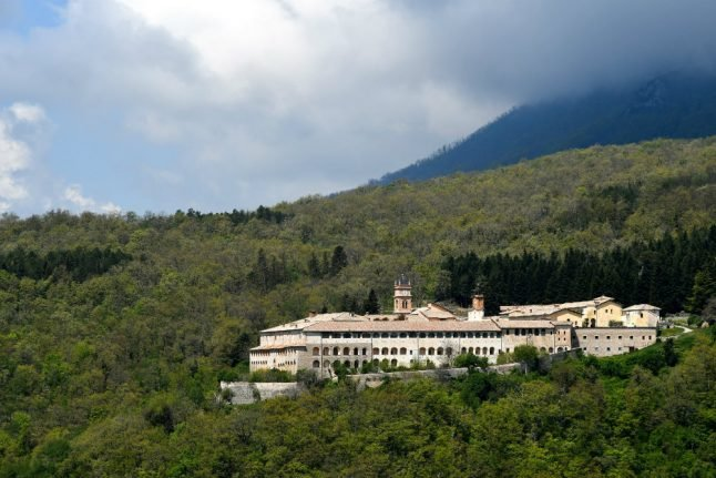 Italian 'populist school' vows to fight eviction from monastery