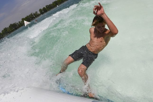 Wave hello to Italy's first surf park, one of the world's biggest