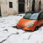 Snow in southern Italy in June? No, it's just a monster hail storm