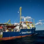 Impounded Sea Watch rescue vessel released in Italy