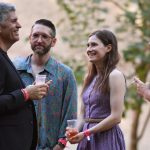 Amanda Knox back in Italy as an advocate for the wrongfully convicted