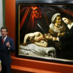 Art expert stakes reputation on 'lost' Caravaggio painting