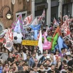 Thousands demonstrate against cruise ships in Venice