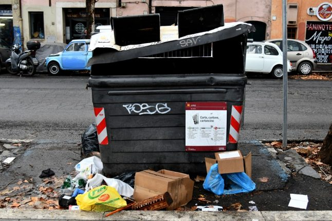 Tell us: Is recycling actually possible in Italy?