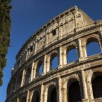 Man climbs Rome's Colosseum and threatens to jump