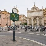 Rome vs McDonald's: city fights latest opening in historic centre