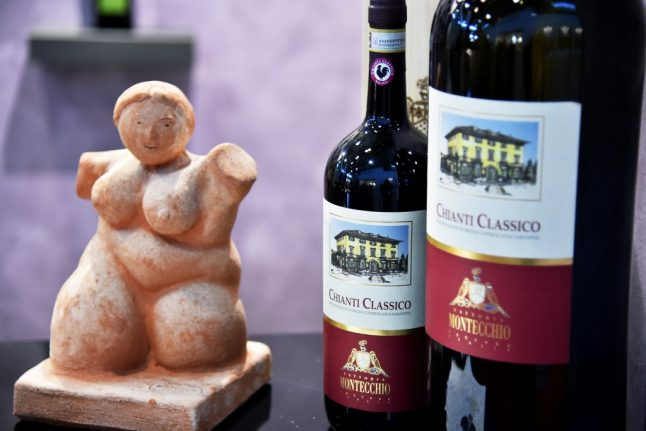 Italy ranked above France as 'world's best wine country'