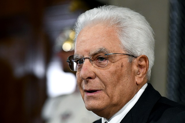 Italy's president gives parties a deadline to form a new government