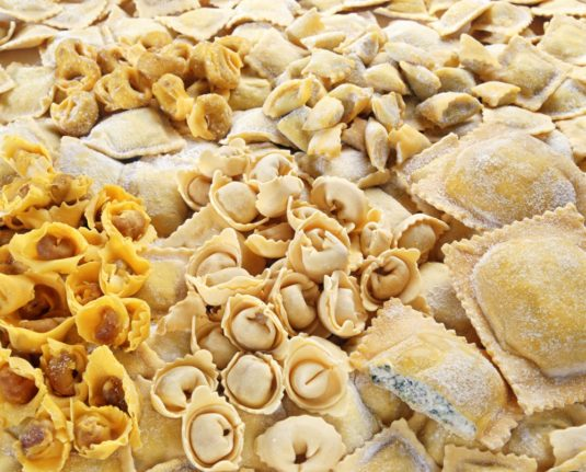 How to decipher Italy's mind-boggling pasta menus
